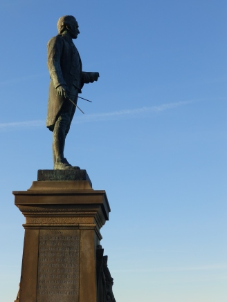 Captain Cook - Whitby