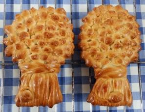 Wheatsheaf Loaf - Baked