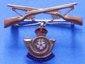 Yorkshire Light Infantry Sweetheart