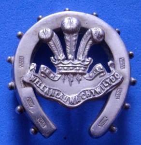 Welsh Regiment Sweetheart