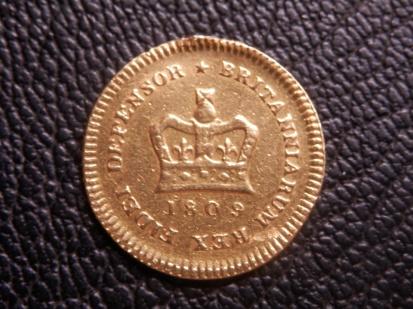 One Third Guinea George III